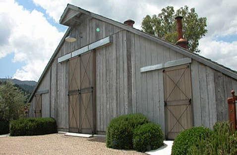 House Call Napa Valley Barn By Erin Martin Remodelista