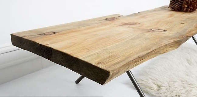 furniture natural table bench by ohio design remodelista