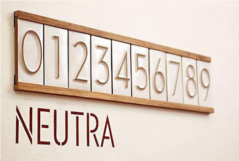 Richard neutra house numbers