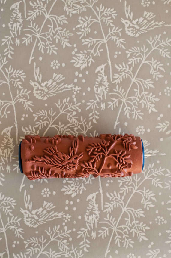 1 Patterned Paint Roller