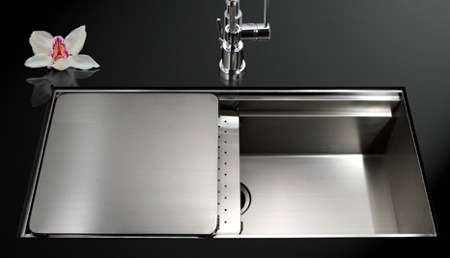 Kitchen: Novus Undermount Sink