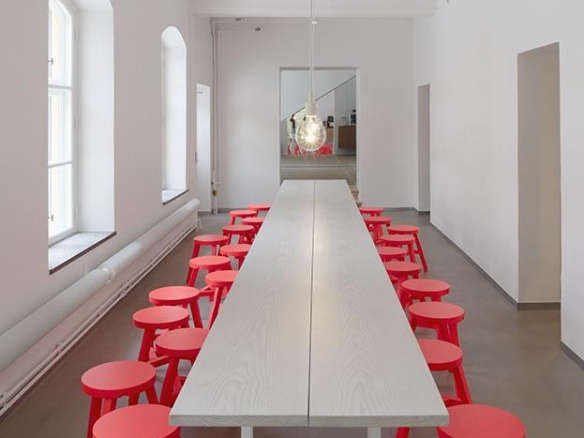 Superb Tom Dixon Offcut Stool Fluoro Gmtry Best Dining Table And Chair Ideas Images Gmtryco