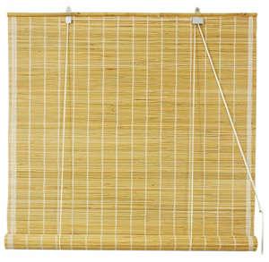 Long Matchstick Roll Up Window Shade Blinds