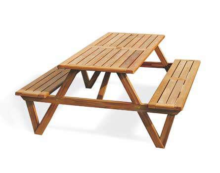 Parke Picnic Table