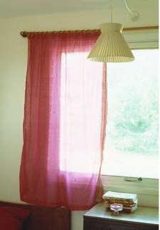 Walls Windows Amp Floors Jewel Toned Voile Curtains