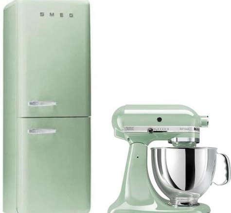 Pistachio Artisan Stand Mixer