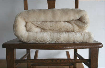 Design Sleuth Sheepskin And Fur Throws Remodelista