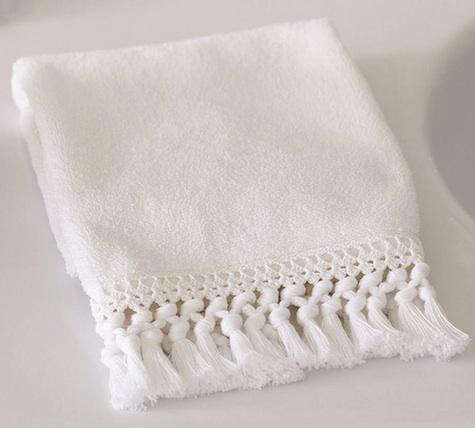 Crochet Guest Towel