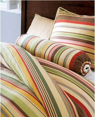 Duncan Stripe Duvet Cover