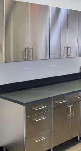 commercial kitchen cabinets stainless steel stainless cabinets 8278