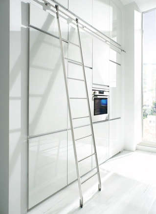 Quattro Sliding Ladder
