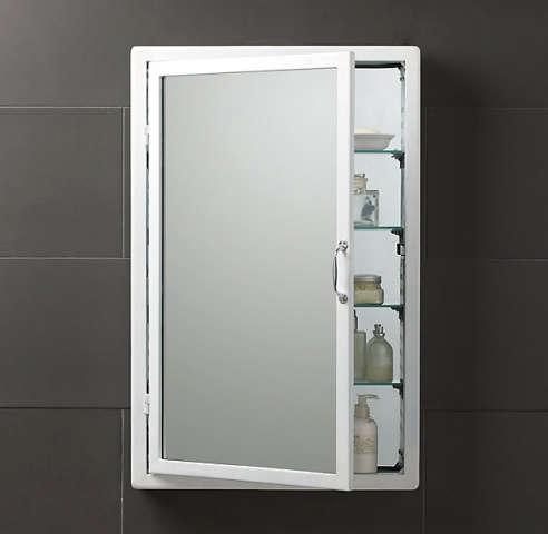 Wall-Mount Medicine Cabinet