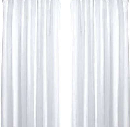 shower curtains - curated collection from remodelista