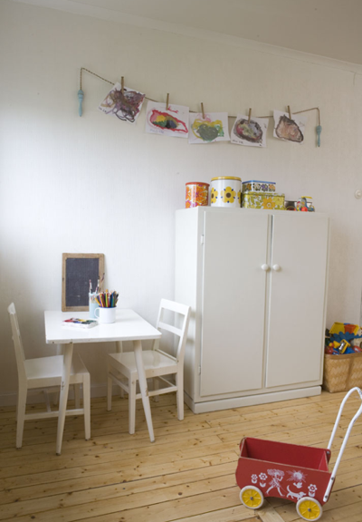 Children S Rooms Simple Swedish Style Remodelista