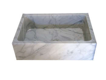 Kitchen marble sink remodelista kitchen marble sink workwithnaturefo