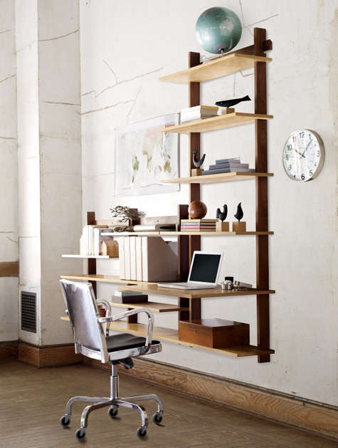 The Sticotti Collection Shelving Comes In Two Widths Wider Works Well As A Desk Area When E Is Limited And Curly 15 Percent Off