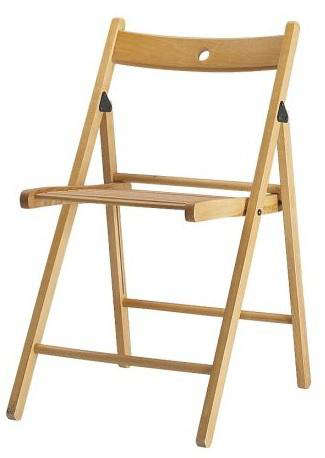 terje folding chair