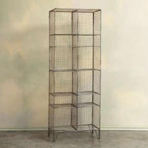 Peak Wire Tall Storage Shelves