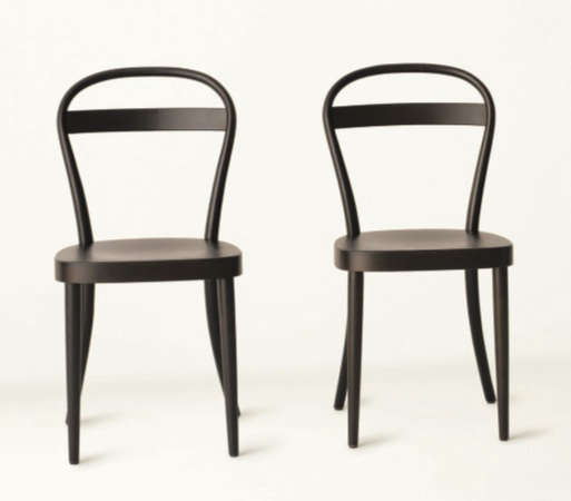 Furniture: MUJI Manufactured By Thonet