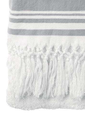 Anatolian Striped Bath Towel