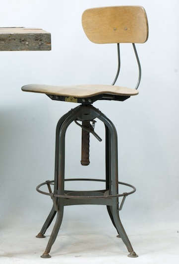 Ordinaire Toledo Industrial Drafting Chair