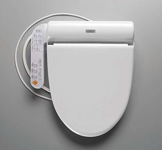 Washlet C110 Elongated Front Toilet Seat