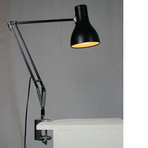 Anglepoise Clamp-on Desk Lamp