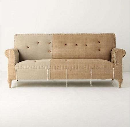 Furniture: Splayer Sofa By Casamento At Anthropologie