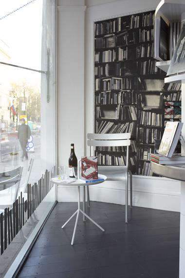Restaurant Visit V A Reading Room In London