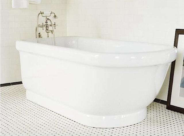 10 Easy Pieces: Classic Freestanding Bathtubs - Remodelista