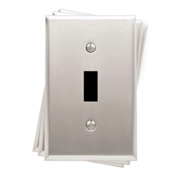 10 Easy Pieces: Switch Plate Covers - Remodelista