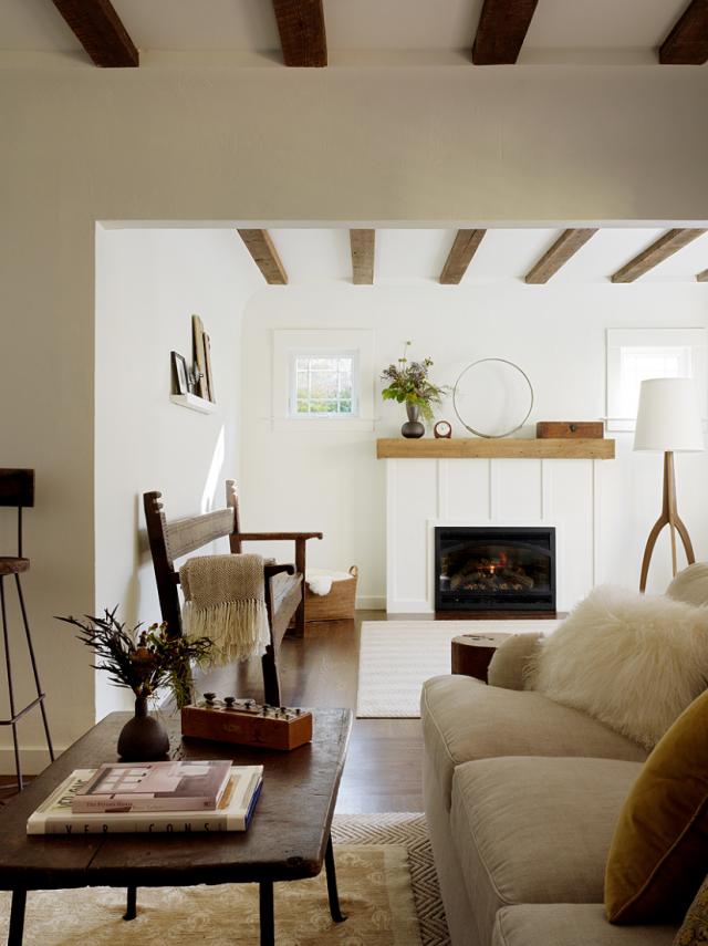 Designer Visit San Anselmo Bungalow by Jute Interior Design