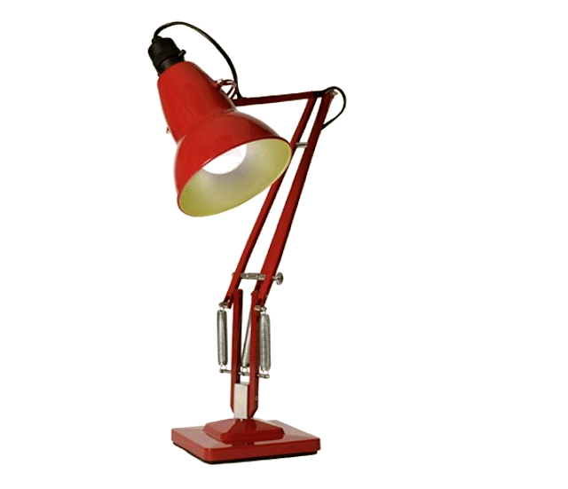 When We Spotted A Vibrant Red Task Lamp In Portuguese Apartment Baixa House Lisbon It Prompted Us To Start Searching For Lamps Here Are Two