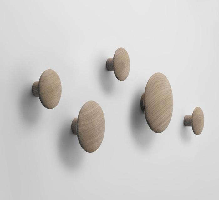10 easy pieces inventive wood wall hooks remodelista. Black Bedroom Furniture Sets. Home Design Ideas