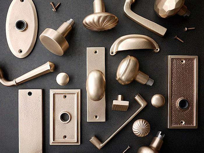 Above A Few Selections From The Collection Including Door Handles S And Levers Each Piece Of Sun Valley Bronze Hardware Is Designed To Be Timeless