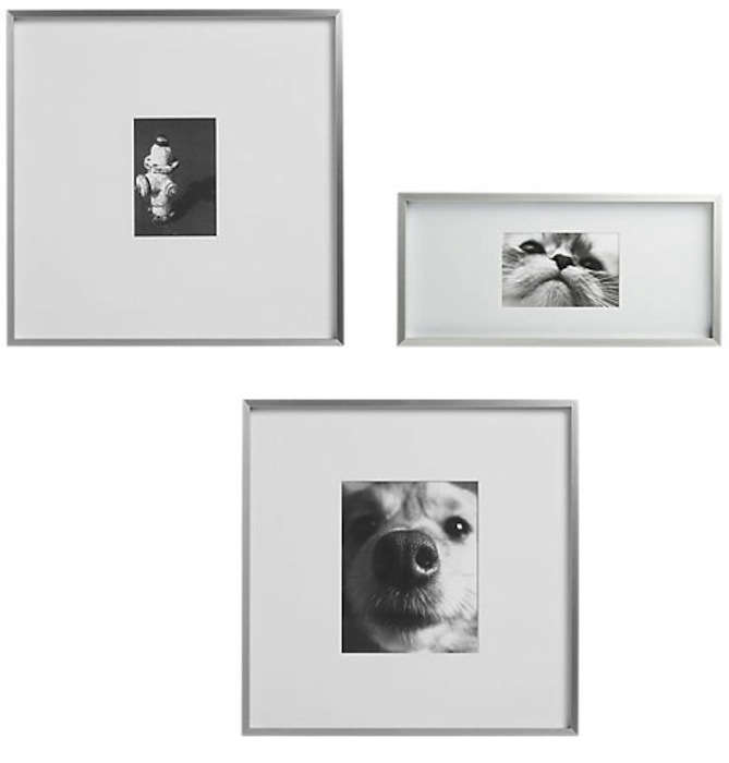 10 Easy Pieces: Gallery-Style Picture Frames - Remodelista