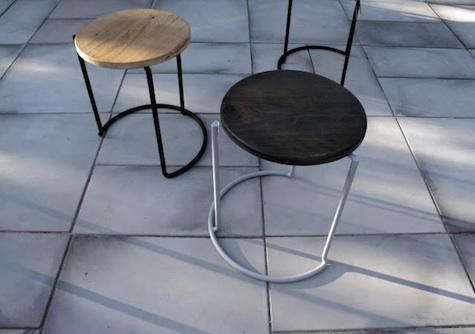 Furniture Atelier Stools By Gabriel Abraham Remodelista