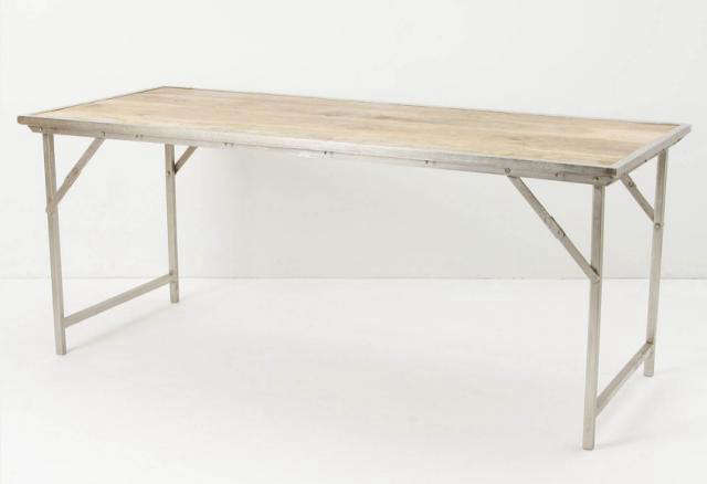 High/Low: Folding Table