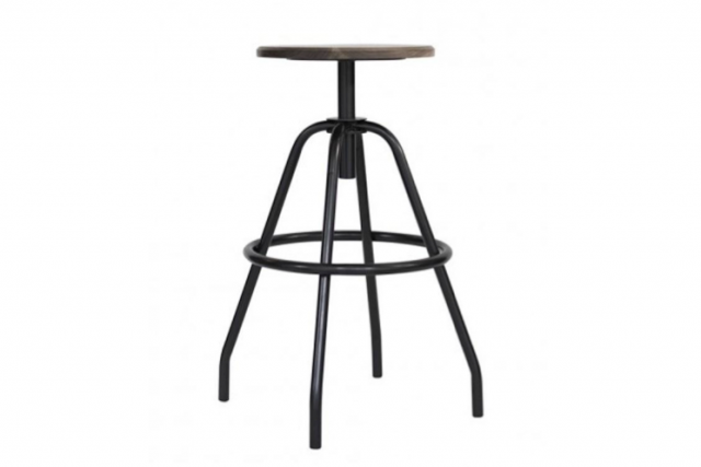 High To Low Industrial Stools Remodelista