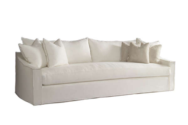10 Easy Pieces: Linen-Slipcovered Sofas - Remodelista