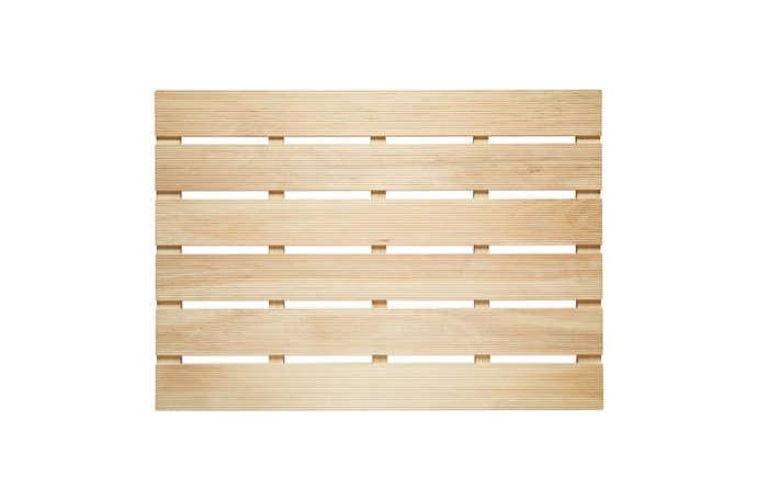 10 Easy Pieces: Wooden Bath Mats