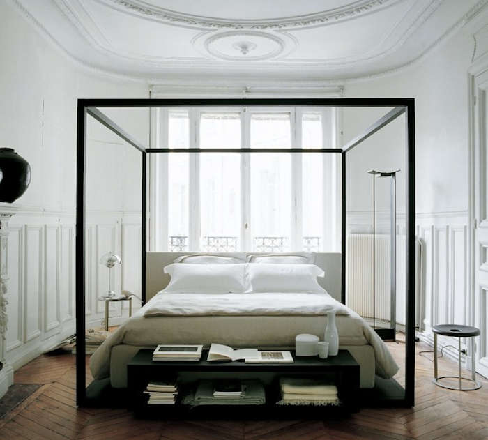 10 Easy Pieces Four-Poster Canopy Beds & 10 Easy Pieces: Four-Poster Canopy Beds - Remodelista