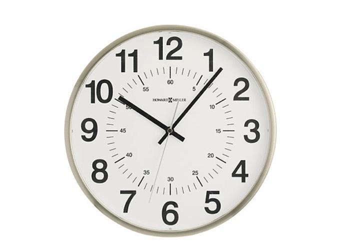 Captivating Is It Just Us, Or Is A Kitchen Not A Real Kitchen Without An Easy To Read  Classic Clock To Keep Everyone On Schedule? Hereu0027s A Roundup Of Kitchen  Clocks; ...