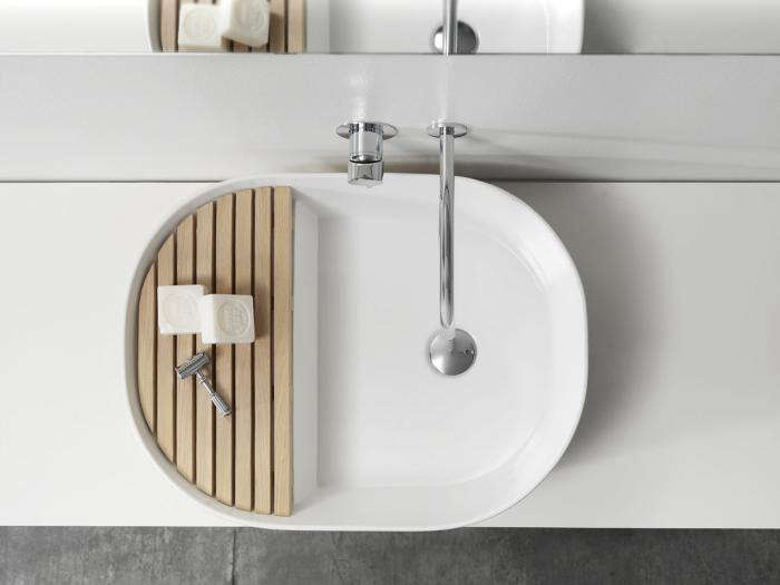 A Step Up: A Ceramic Wash Basin from Note Design - Remodelista