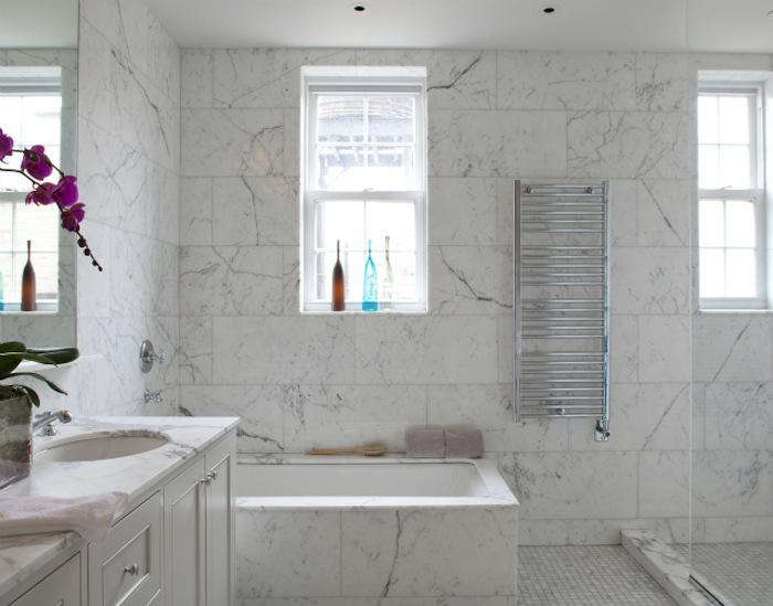 10 Favorites Marble Baths From The Remodelista Architect