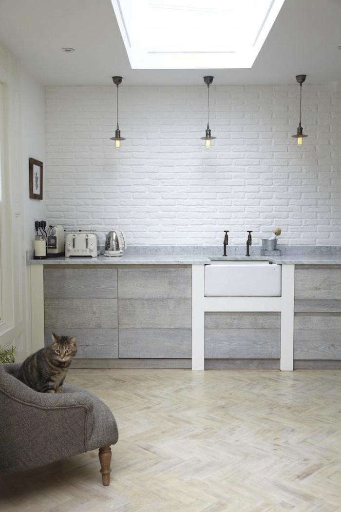 A Downton Abbey Worthy Kitchen
