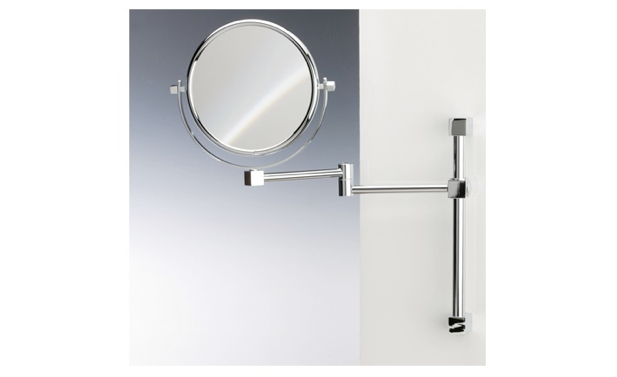 Above: The Mirror Can Also Be Used As A Sink Side Vanity Mirror.