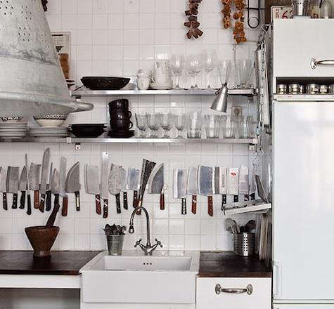 Kitchen Knife Rack Roundup Remodelista