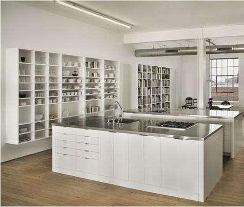 Kitchen: Loft Space Roundup