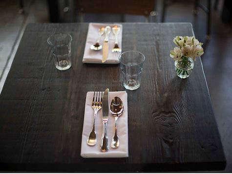 Restaurant Visit Sitka Amp Spruce In Seattle Remodelista